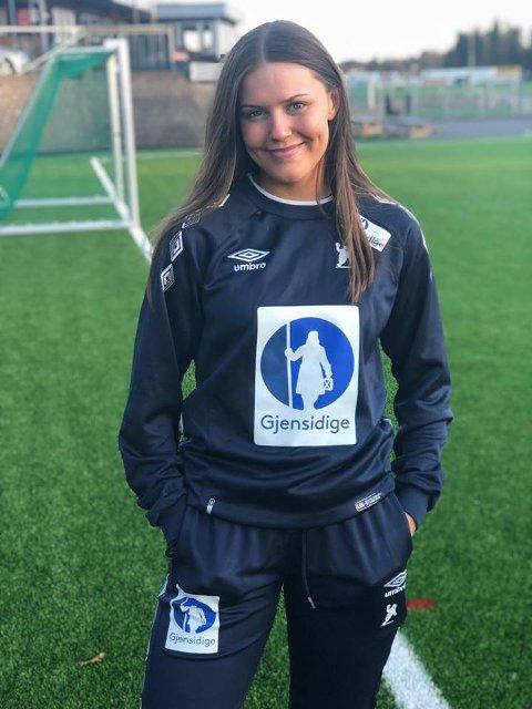 Ingeborg Brøste Fossnes skal spille for Norge i European Open i starten av juli.
