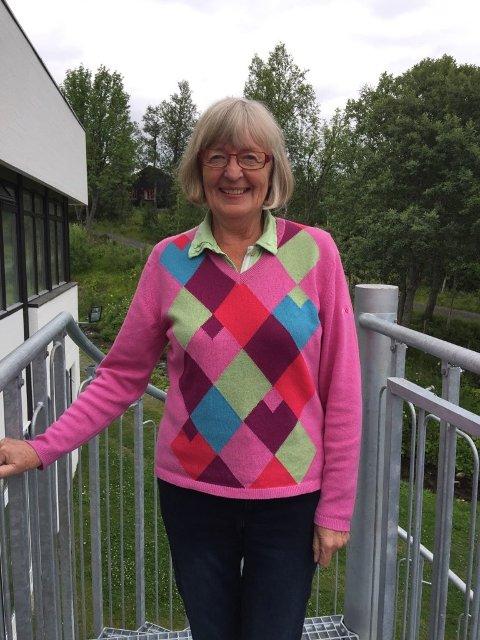 Grethe Børstad håper hennes innlegg vil få personer som ferdes i skogen til å ta hensyn til hverandre.