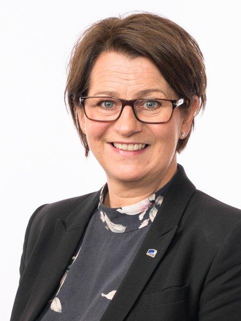 TIL SKI: Stortingspresident Tone Wilhelmsen Trøen kommer til Ski mandag 7.. juni for å markere unionsoppløsningen med Sverige..