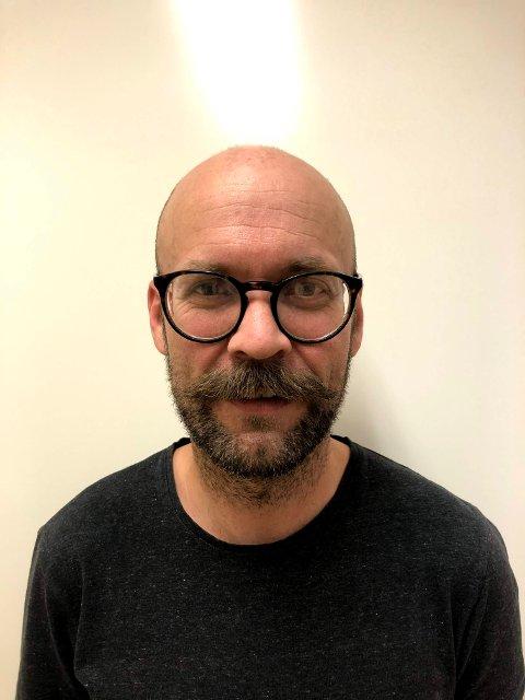 NY JOBB: Petter Tørdal Haugen er ansatt som rådgiver i kommunen.