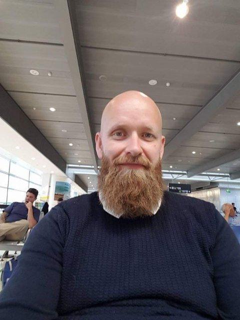 KUNDE: Jon Anders Rundberget er overrasket over prisøkningen på fiberbredbånd fra Eidsiva.