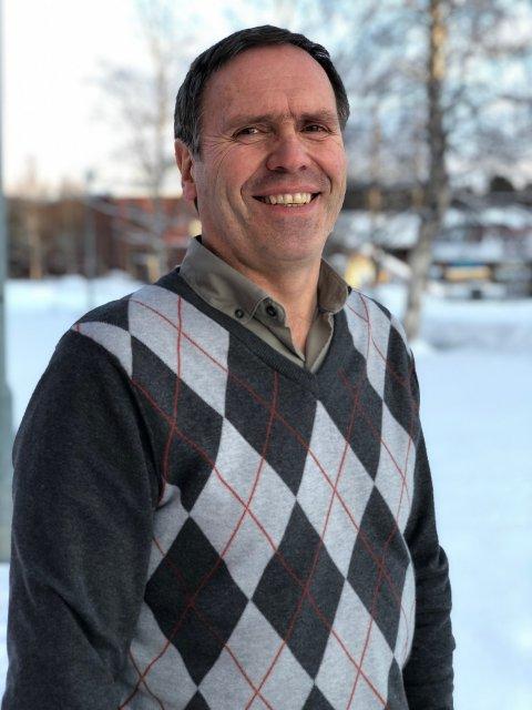 MÅ OMSTRUTURERE: Bjørn Ivar Harsjøen er ny daglig leder i Energikonsulenten AS, som er  et datterselskap av NØK.