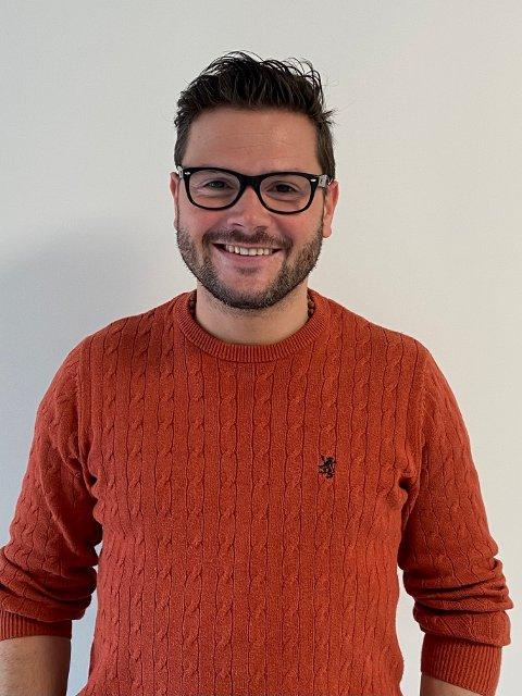 HAR SØKT: Adam Bielek.