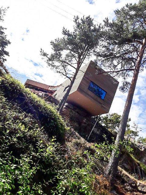 Geir Kvarmes hytte