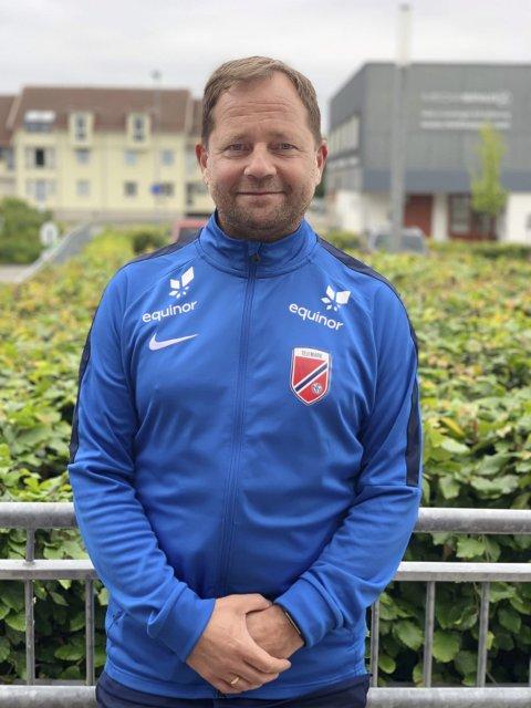 Liker det som skjer: KA Tor Arne Svartangen.