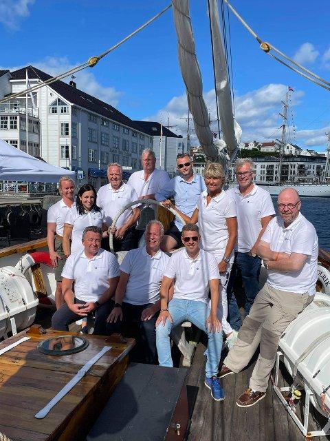 Nyvalgt styre i Naturressurskommunene. Sigmund Lier, Leder (leder av NPK),Hanne Alstrup Velure, Nestleder (leder av USS), Torfinn Opheim, styremedlem (leder av LVK), Vibeke Stjern, styremedlem (også leder av LNVK), Geir Morten Waage, styremedlem (leder av Industrikommunene), Kjell-Idar Juvik, styremedlem (leder av Kommunekraft), Jon Rolf Næss, styremedlem (nestleder i LVK), Tor Egil Buøen, styremedlem (nestleder i USS), Hanne-Berit Brekken, styremedlem (nestleder i NPK), Gyro Heia, styremedlem (nestleder i LNVK) Per Sverre Kvinlaug, styremedlem (nestleder i Industrikommunene), Stian Brekkvassmo, styremedlem (nestleder i Kommunekraft).