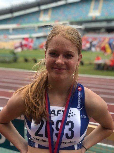 For Norge: Sprinteren Maren Bakke Amundsen er tatt ut til olympisk ungdomsfestival