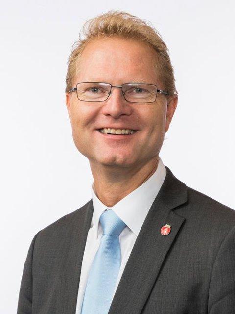 Stortingsrepresentant Tor Andre Johnsen (FrP)