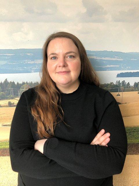 Innlandet Bondelag: Inger Johanne H. Sveen er ansatt som ny organisasjonssjef i Innlandet Bondelag.