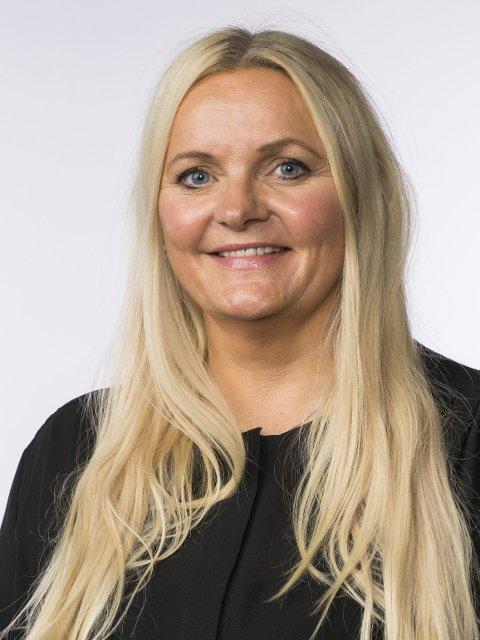 Utfordrer: Åslaug Sem Jacobsen  (Sp) utfordrer helseminister.