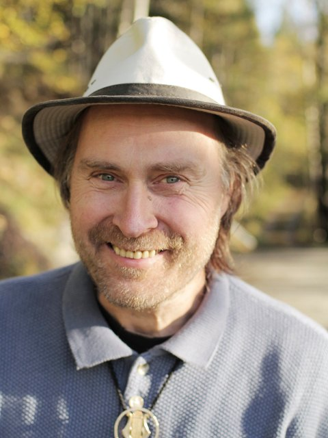 KONSERT: Rupert Derben holder konsert fredag kveld