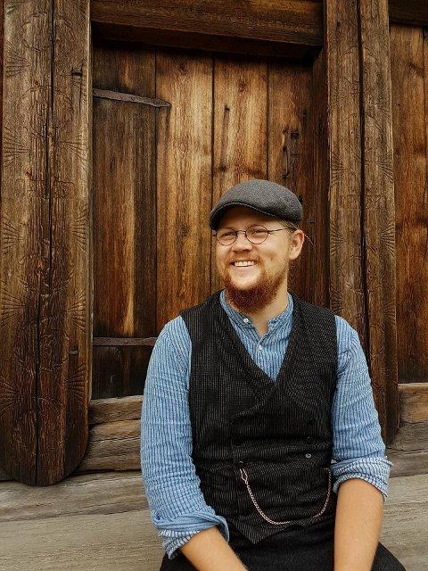 BEKLAGER:  Trafikksjef Are Eeg på Urskog-Hølandsbanen Tertitten.