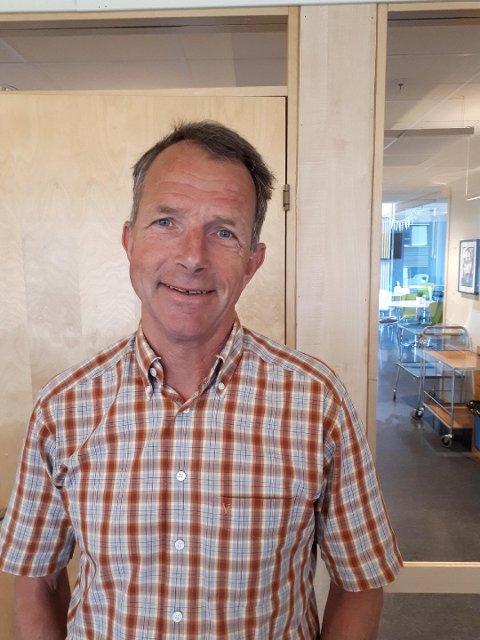 Jan-Henrik Karlsen kommer fra jobb i Oslo kommune.