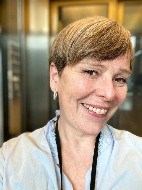 Heidi Andreassen, Lørenskog bibliotek.