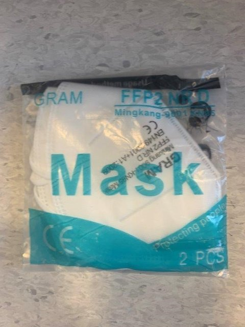BESLAG: Enorme mengder av smittevernutstyr har blitt tilbakehold av Tolletaten. Disse maskene er beslaglagt og det er fattet destruksjonsvedtak fra regelverkseier.