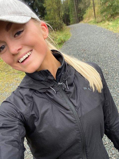POPULÆR:  Kristin Birkelund har 65.000 følgere på Instagram-profilen sin. Kontoen blir stadig mer populær.