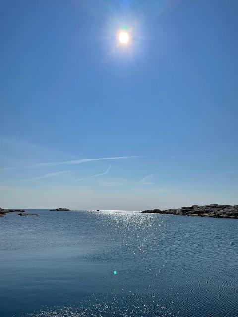 VARMT: Selv om vi er i september vil det bli gode temperaturer i løpet av uken.