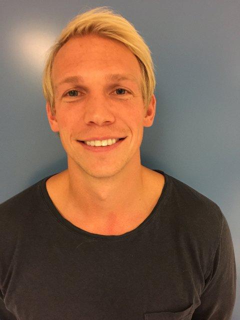 Alexander Gabrielsen gjester SF-Podden for tredje gang!