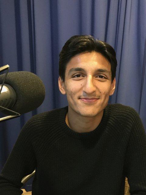 Stortalentet Sabawon Shamohammad er ukens gjest i SF-Podden