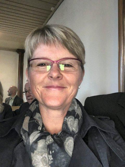 Britt Helene Martinsen (KrF Sandefjord).