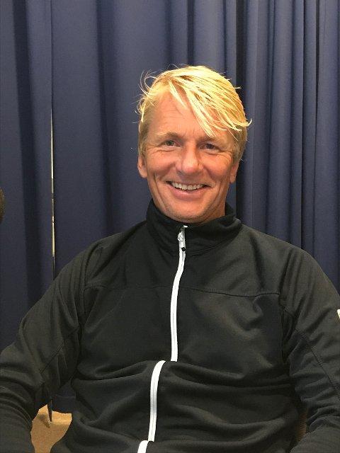 Petter Olsen er gjest i denne ukens episode av SF-Podden.