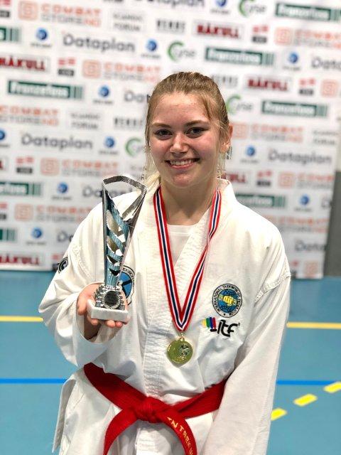Landsmester Camilla Svendsen