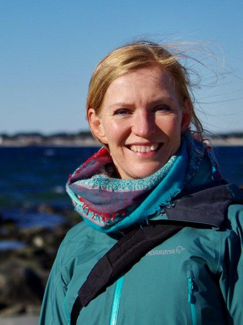 Anne Elisabeth Carlsen er med å arrangere den store granryddedagen - en dugnad mot fremmede skadelige treslag.
