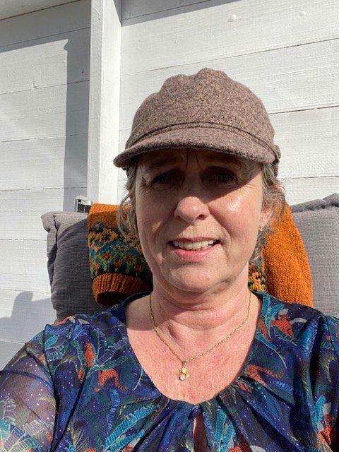 LURA: Elisabeth Hortman (55) fra Lurahammaren gleder seg til Sandnes Bluesklubb igjen kan arrangere konserter.