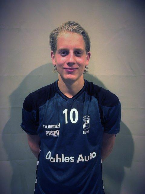 LANDSLAGET: SIL-gutten August Storbugt er klar for nye oppdrag på landslaget. Foto: Audun Johannessen