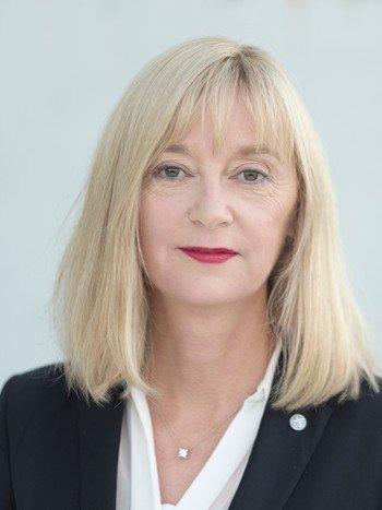 HAR HATT TILSYN: Arbeidstilsynet har hatt tilsyn ved 93 barneskoler i Østfold og Akershus, forteller direktør Trude Vollheim.