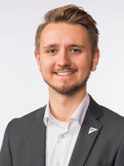Freddy André Øvstegård, stortingsrepresentant for Østfold SV.