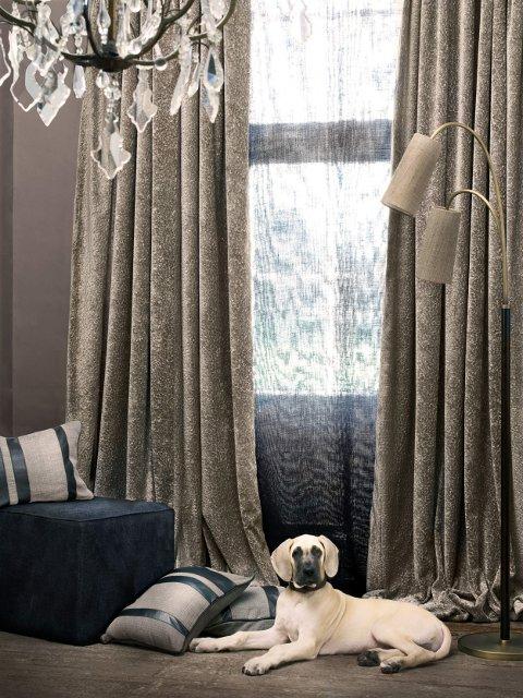 Myke tekstiler er et must for å få den rette looken  en myk firbeint er derimot valgfri.