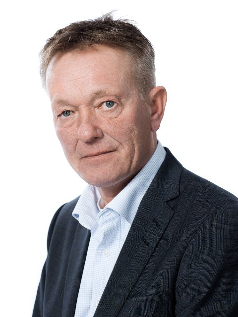 Kommunikasjonssjef Morten Schau i Hafslund Nett.