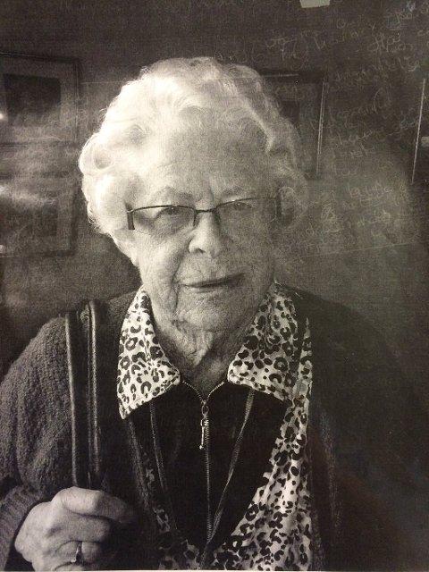 SAVNET: Dette er kvinnen som er meldt savnet fra Løkentunet.