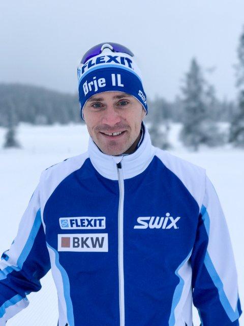 USIKKER: Ola Vigen Hattestad er redd OL-toget er gått, men gir ikke helt opp drømmen om å forsvaret gullet fra 2014.