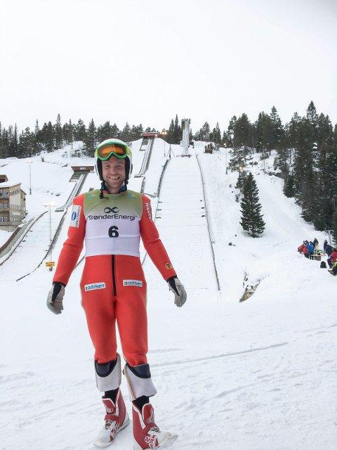 Kurt Kristiansen fra Spydeberg