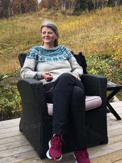 LIERNE IL: Leder Hilde Kveli forteller at de skal diskutere på neste på om Lierne IL skal hive seg med i 24-timersrennkampen mot Snåsa og Røyrvik.