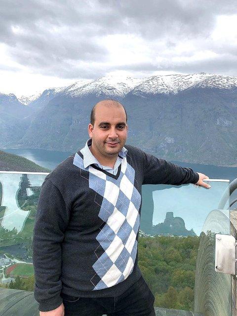 Abduljabbar Mohammad Al Ammouri, Aurland SV