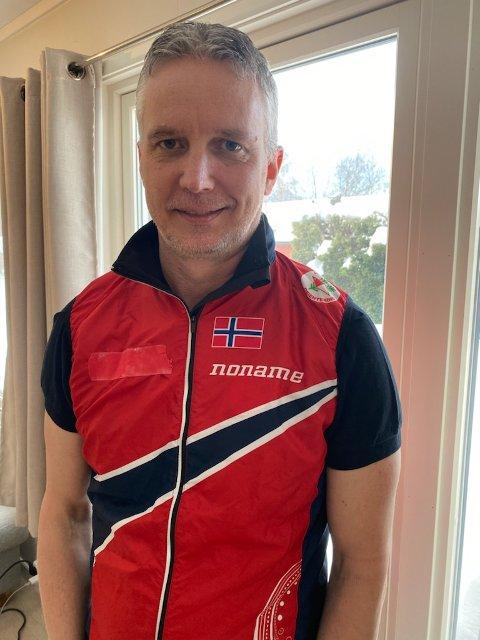 NY JOBB: No har Øystein Hildeskor blitt den nye generalsekretæren til Norges Orienteringsforbund.
