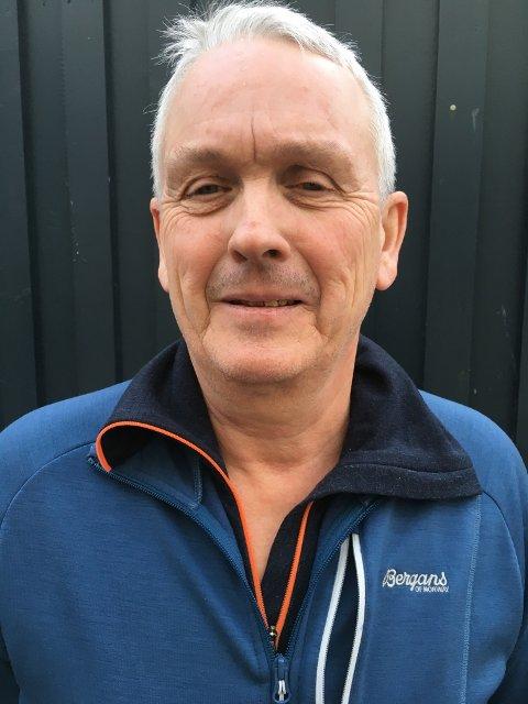 ÆRESMEDLEM: Jan Harald Moe har blitt æresmedlem i Staal Jørpeland IL, for sin innsats i fotballen. (foto privat)
