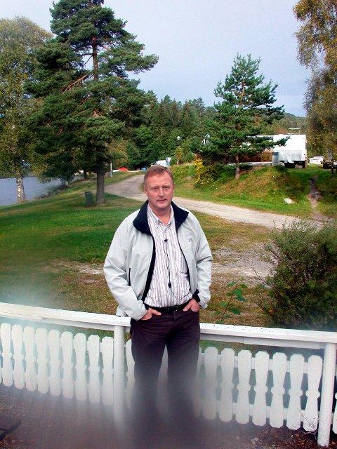 FORHANDLER: Bent Gurholt i Høyre er sentral når det gjelder å finne fram til ordføreren i Siljan.