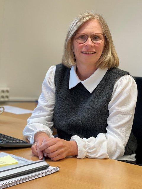 SJEF: Heidi Roheim er ansatt som økonomisjef i Skien kommune.