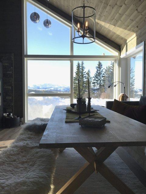 Ann Iren Haugens hytte