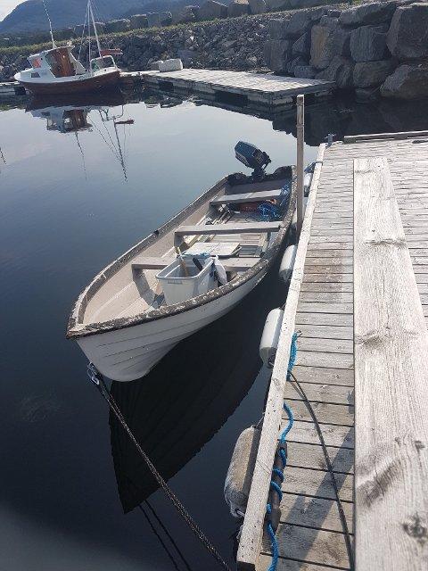 Hittet båt - politiet søker eier.