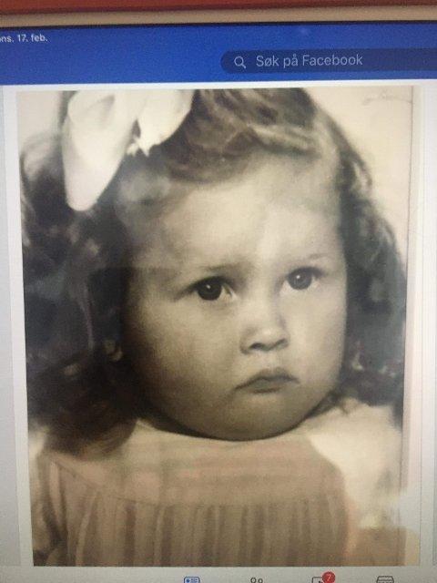 – Nå er det fred, kunne fem år gamle Mary Birgit Bjerkestrand fortelle da hun kom inn på butikken på Bjerkestrand 7. mai 1945.