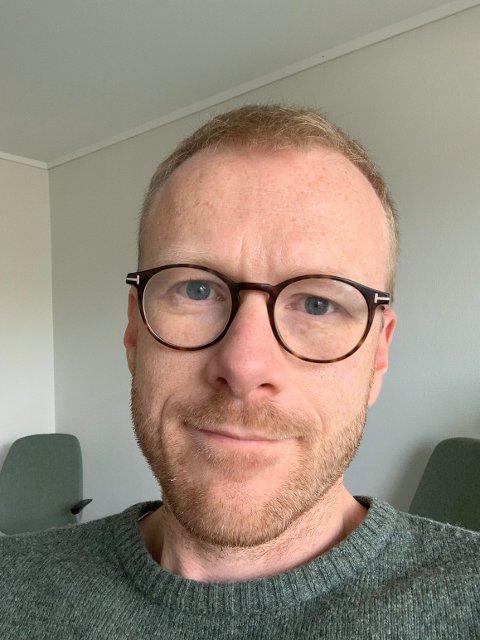 GJEST: Psykologspesialist Anders Misund forteller om hvordan man kan behandle angst på fire dager.
