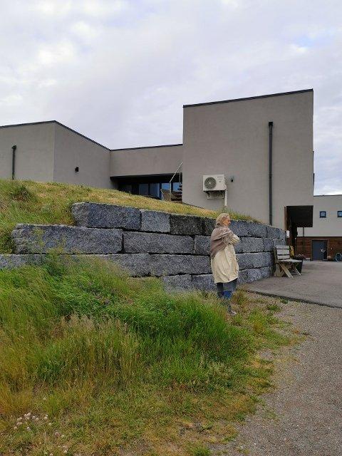 Anne-Marie Corcoran Simonsen på Tjøme har laget underskriftskampanje på nett om Mostranda camping.