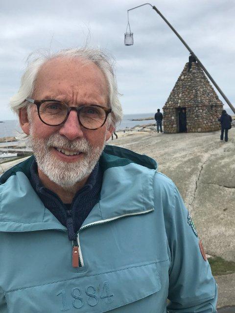 VENSTRE-POLITIKER: Carl-Erik Grimstad vil stoppe fastlegekrisen, og mener det haster før det blir et såkalt todelt helsevesen.