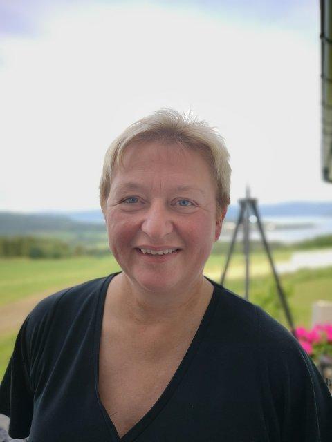 NY REKTOR: Tone Flægstad er ansatt som rektor ved Ekne barneskole.