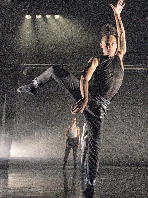 Formidlingsevne: Kjetil-André Ward formidler følelser og historie når han danser. Foto: Privat